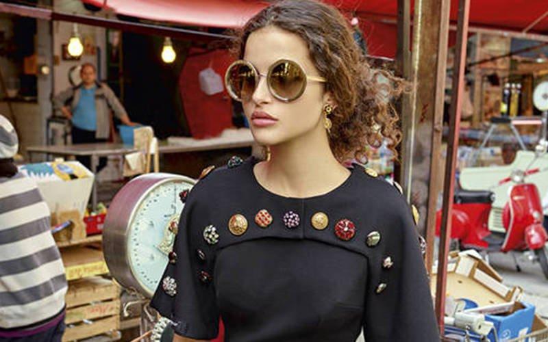 376c0dde0e Dolce&Gabbana occhiali da sole donna autunno/inverno 2017-2018