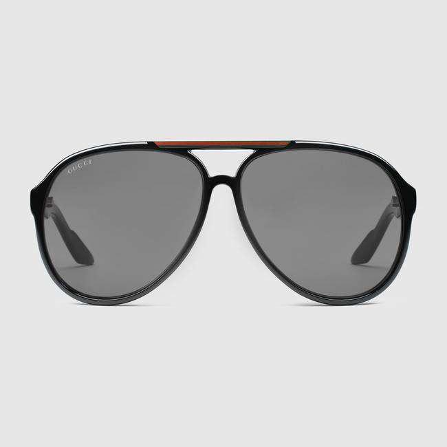 gucci occhiali da sole uomo primavera estate 2016