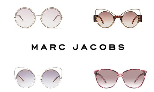 Marc Jacobs: Occhiali da sole estate 2016