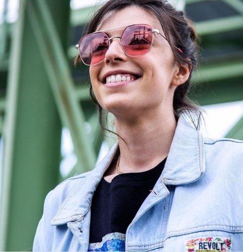 codice promozionale 71f18 4a1e8 Polaroid occhiali da sole donna autunno/inverno 2018-2019