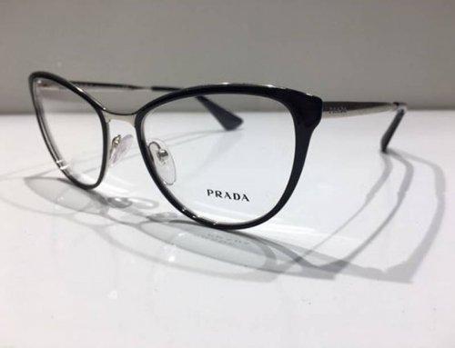 Prada occhiali da vista donna autunno/inverno 2017-2018