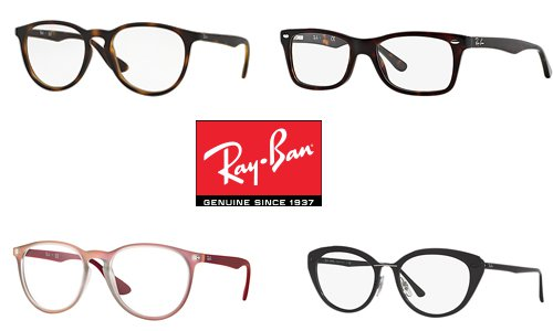 Ray-Ban Occhiali da vista primavera-estate 2016