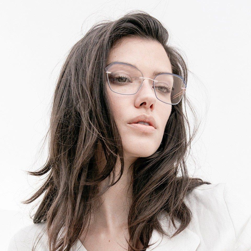 Silhouette occhiali da vista donna collezione autunno ...