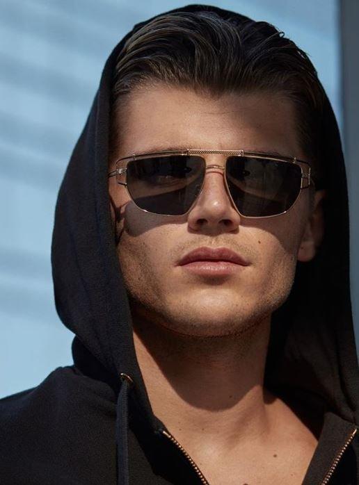 a8bc69c350 Versace occhiali da sole uomo primavera/estate 2019